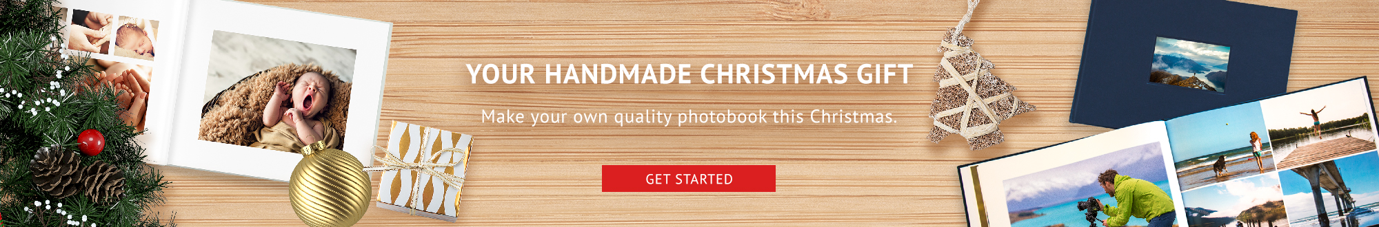 Christmas Photobooks